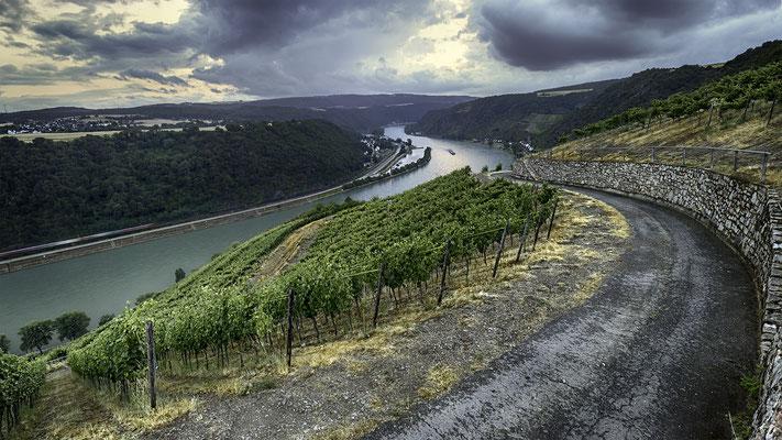 Rheinsteig bei Nochern