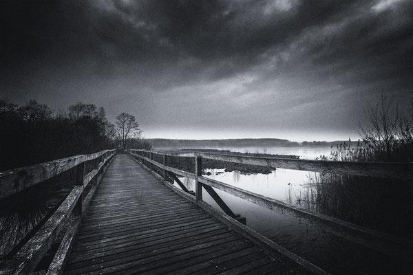Brücke Dreifelderweiher