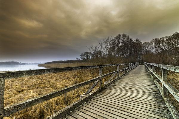 Brücke Dreifelderweiher II