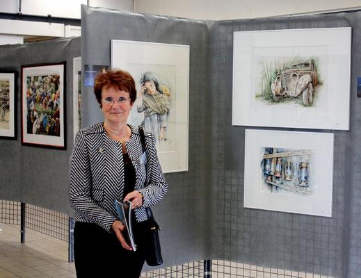 Biennale d'aquarlle du Haillan 2015