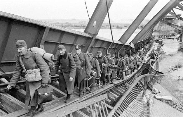 Allemagne, avril 1945