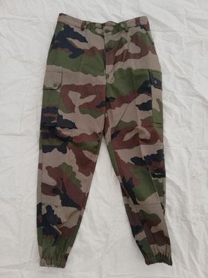 Pantalon F2 en version camouflée, à partir de 1995