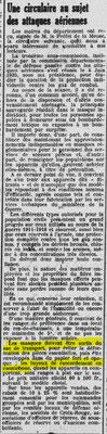 Bulletin Meusien du 20 juillet 1935