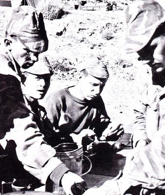 18 RCP en Algérie, 1960