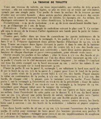 Magazine Marie-Claire 22 septembre 1939