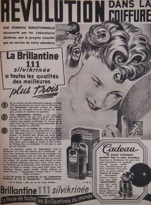 Brillantine 111 - 1938