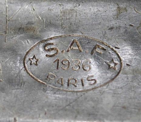 Quart modele 1935 SAF