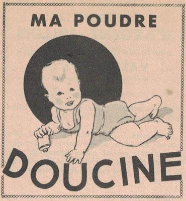 Poudre Doucine - 1939