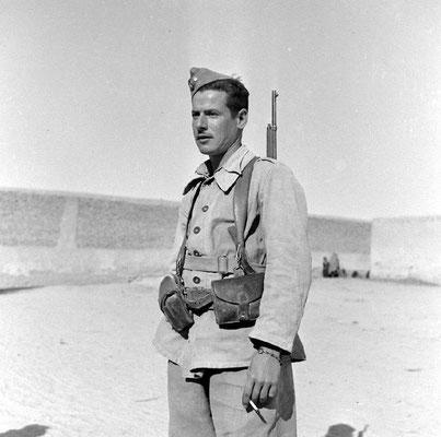 Afrique du Nord 1943 - photo LIFE