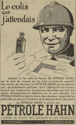 Pétrole Hahn - journal l'Est Républicain du 5 mars 1940
