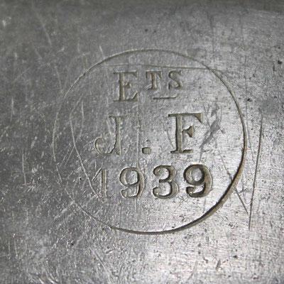 Quart modele 1935 Ets Jf