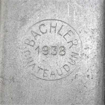 Quart modele 1935 Bachler
