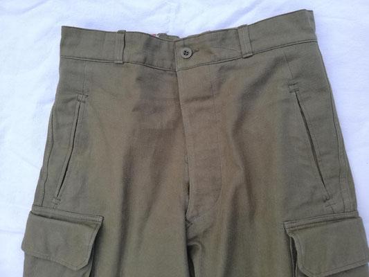 Pantalon 1947/59 - 1 bouton visible