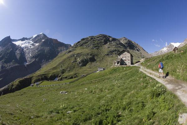 Martin Busch Hütte / Bildnachweis © Ötztal Tourismus Fotograf Bernd Ritschel