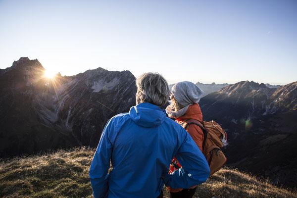 Ausblicke in der Region Tirol West / © Bildarchiv Tirol West - Fotograf Daniel Zangerl