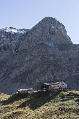 Memminger Hütte / © Bildarchiv Tirol West - Fotograf Daniel Zangerl