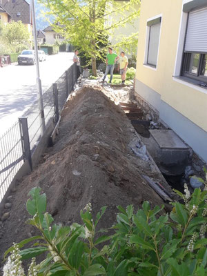 Gebäude Trockenlegung in Lienz Osttirol