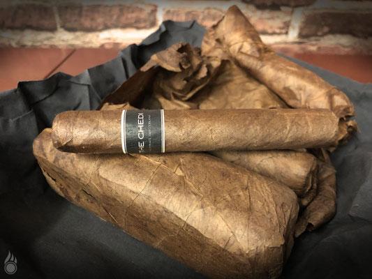 Die entkleidete The Chedi Cigarre - Bild: ZigarrenZone