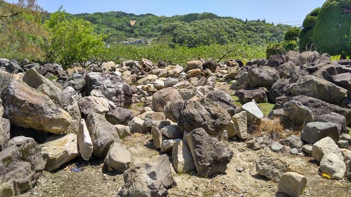 庭石の販売
