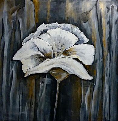 Blütenzeit/80x80cm/Nr.1611