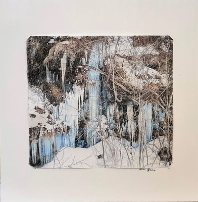Eisbilder Arosa