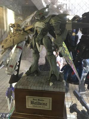 Gotoさんよりお借りしたウエルヴィン。店頭にて展示中です!