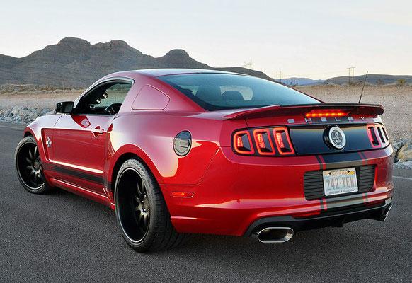 Mustang GT500 Super Snake 2013