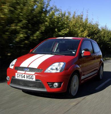 Fiesta MK6 ST