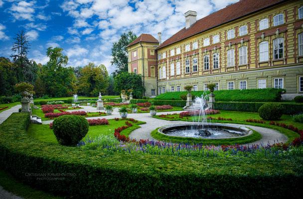 Lancut castle, Poland