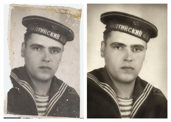 Реставрація старих фотографій