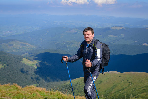 Carpathian Mountains, Hoverla