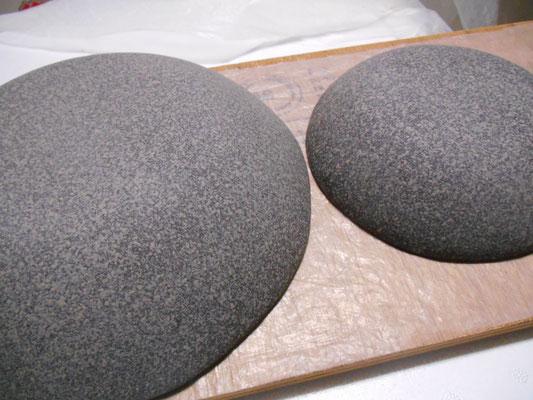丸鉢の大・小 サラダボウルと取皿のイメージ