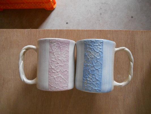 ベアでいい感じだけど少しだけ気になる点があり、定価は付かず陶器市販売用に。