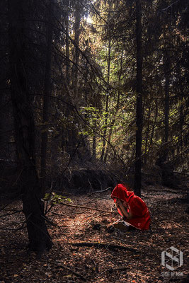 Lonely red
