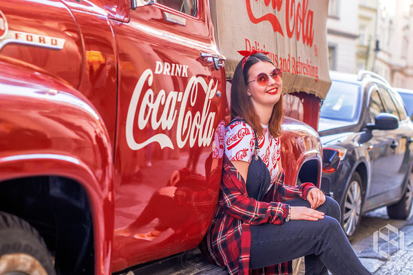 A Coca Cola thing