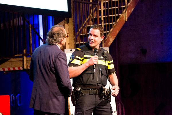 De Hark Voorbij, Nationale Politie, 2015