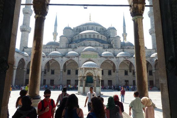 Istanbul leuchtete, es war wohl das vorerst letzte gute Jahr für den Tourismus.