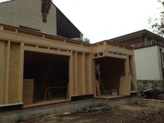 Holzrahmenbau Von Der Terrasse Bis Zum Dach Ehmann Holzbau