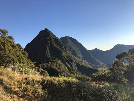 rempart à la Réunion