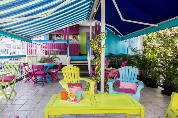 Hote de la Plage - La Guest House de Saint-Gilles - idéale pour vous loger pas cher près du lieu de rendez-vous