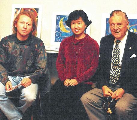 + prof. dr. Zarko Dolinar (on the right)