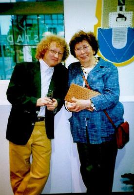Vlado mit Marlene Dubois