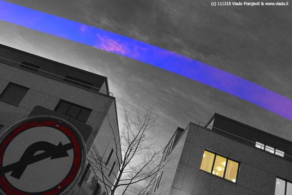 Schaan 1 (aufgenommen in Schaan am 11.12.2015, grafisch bearbeitet)