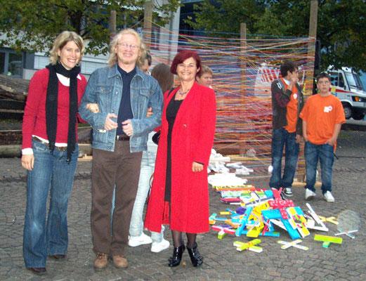Patricia Oehri, Vlado und Rajka