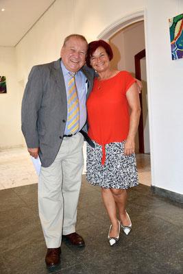 Dr. Wieslaw Piechocki und Rajka Poljak Franjevic