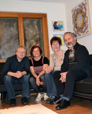 Vlado Franjevic, Rajka Poljak Franjevic, Martina Leu, Al' Leu 4.3.2012