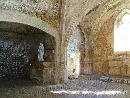 Chapelle site de la Madeleine