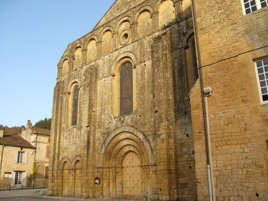 Abbatiale de Cadouin