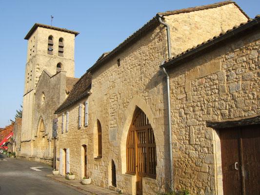 Eglise de Molières