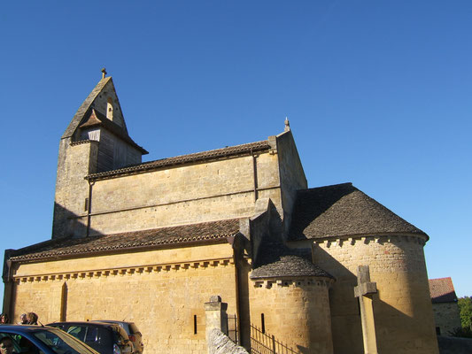 Eglise de Saint-Croix de Beaumont